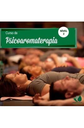 Curso Psicoaromaterapia - Nível 2 - SC