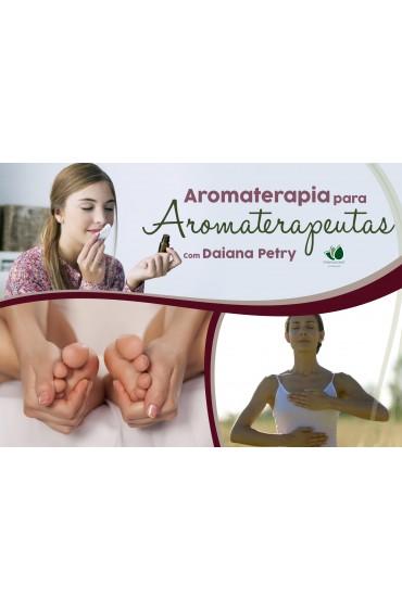 Aromaterapia para Aromaterapeutas