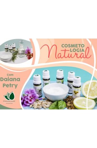 17/08 SP Cosmetologia Natural & Vegana - Turma extra