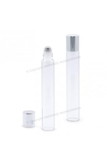 Roll-on 10ml - vidro transparente