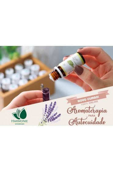 12/02 - Aromaterapia: Formação Pessoal