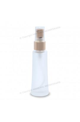 Vidro spray 30ml - Fosco/Dourada