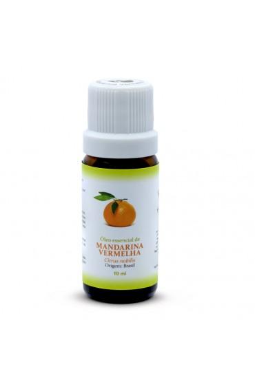 Óleo essencial de Mandarina Vermelha 10ml