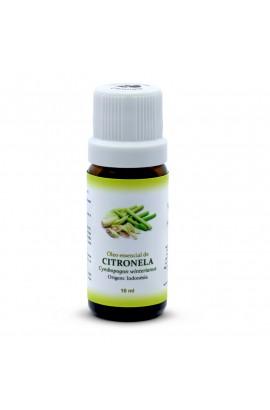 Óleo essencial de Citronela 10ml