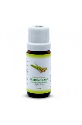 Óleo Essencial de Lemongrass / Capim-Limão 10ml