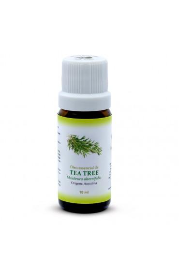 Óleo essencial de Tea Tree / Melaleuca 10ml