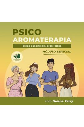Curso Psicoaromaterapia - Mod. Especial - ONLINE