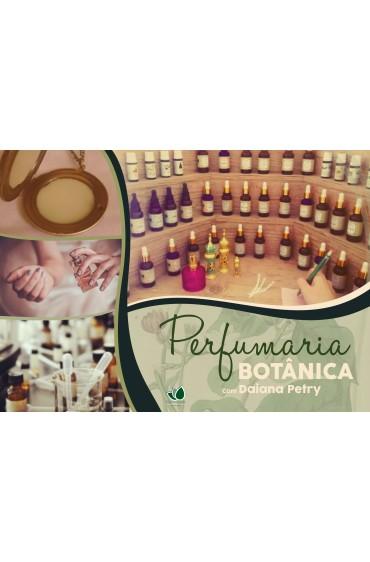 Curso de Perfumaria Botânica SC