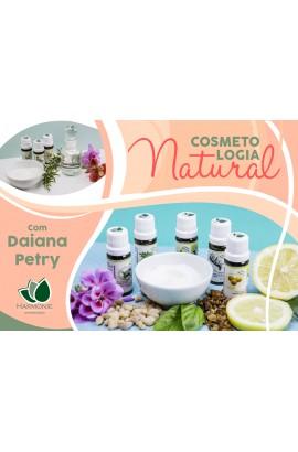 29/01/2018 - Cosmetologia Natural - Florianópolis