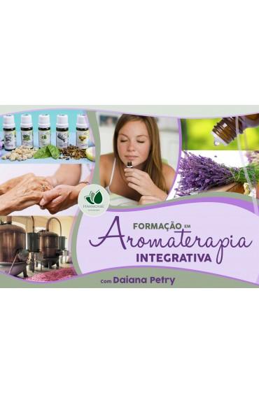 Formação em Aromaterapia Integrativa São Paulo
