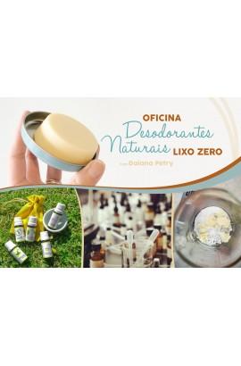 Oficina Desodorante Sólido - Florianópolis