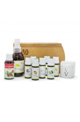Kit Aromaterapia para Mamãe e Bebê